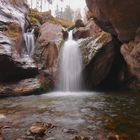 Wasserfall Plons in Mels