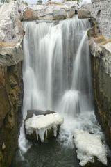 Wasserfall statt Tiere