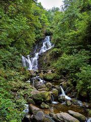 "Wasserfall ""Torc Waterfall"" in Kerry, Irland"