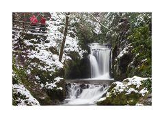 Wasserfallbesichtigung