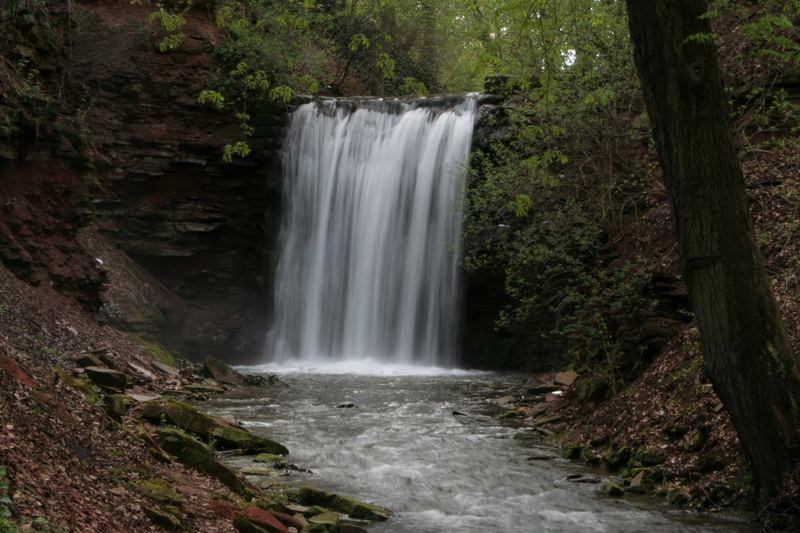 Wasserfall,die zweite