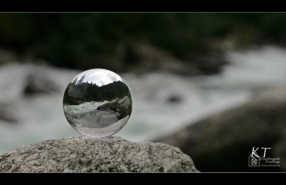 Wasserfallkugel.....