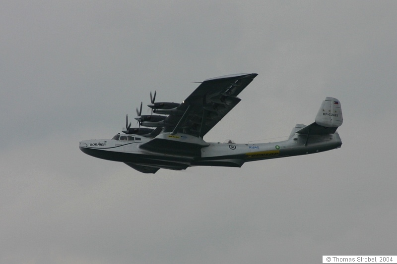 Wasserflugzeug Dornier Do 24 ATT