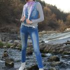 Wasserfrau....