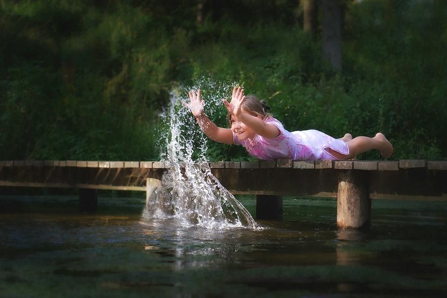 Wasserfreuden...