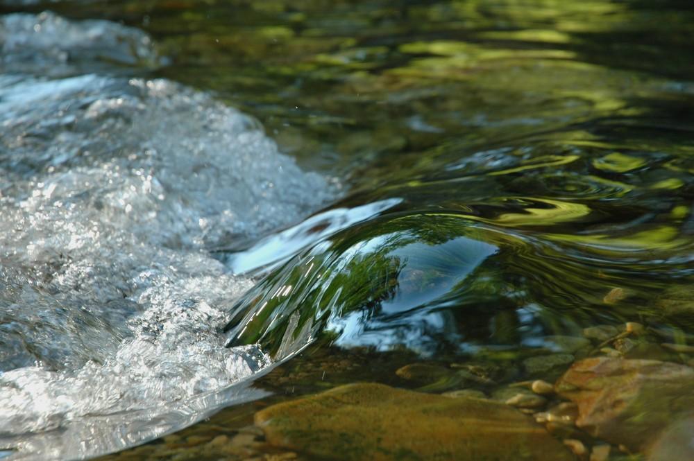 Wasserhügel