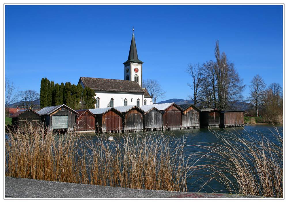 """""""Wasserkirche"""""""