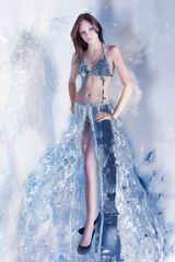 Wasserkleid - Waterdress