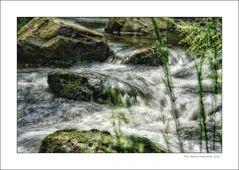 Wasserkraft ... der Schwalm