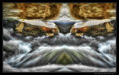 Wasserkraft ... Fischtreppe