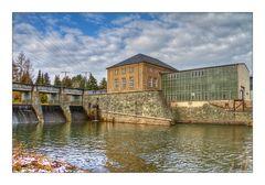 Wasserkraftwerk Greiz Dölau - 2