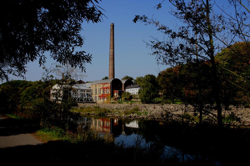 Wasserkraftwerk Horster Mühle (Essen, NRW)