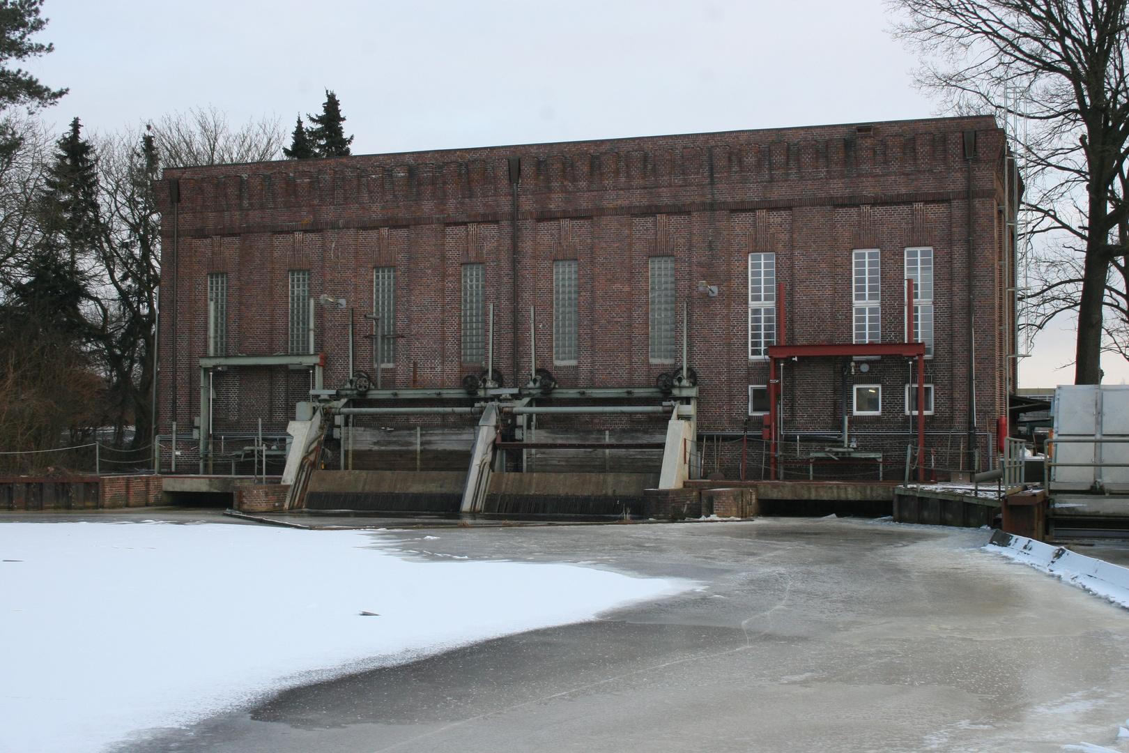 Wasserkraftwerk Oldenburg