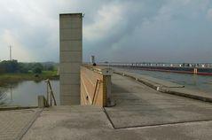 Wasserkreuz bei Magdeburg