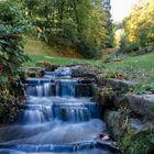 Wasserlauf am Michaelsberg in Baden-Baden