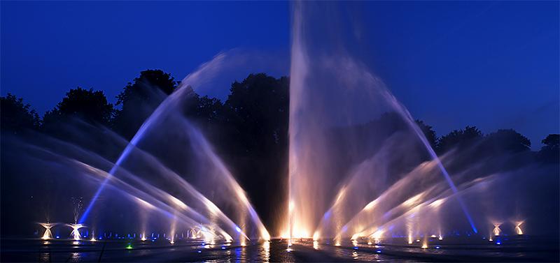 Wasserlichtkonzert - 3