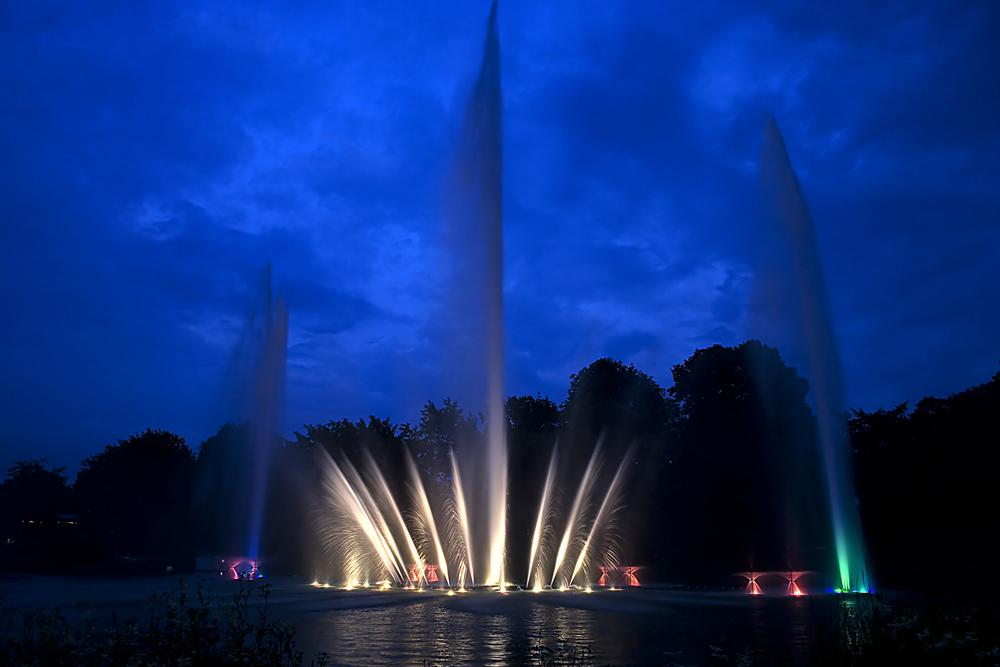 Wasserlichtspiele I