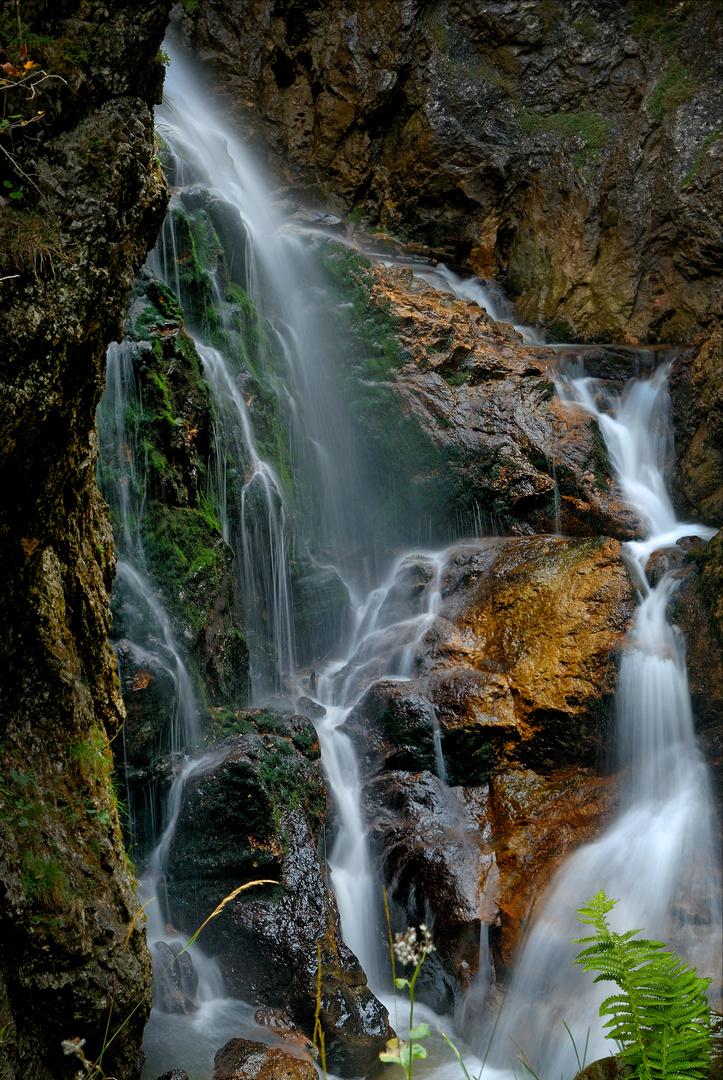 Wasserlochklamm bei Palfau in der Steiermark (A)