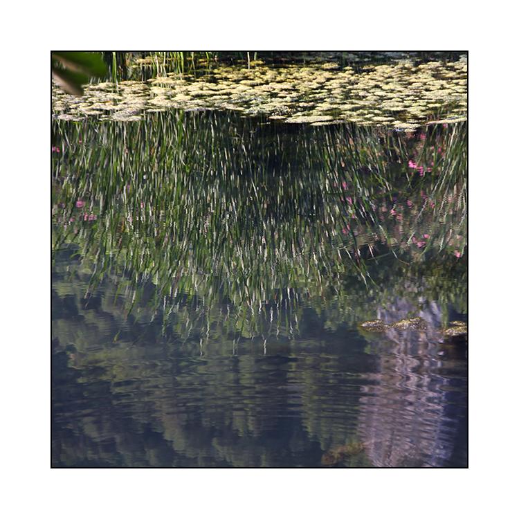 Wassermalereien