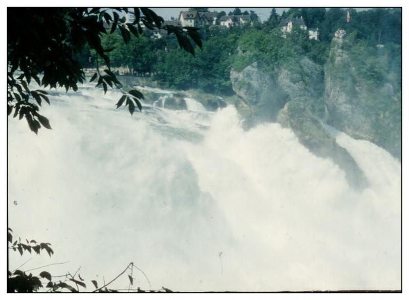 Wassermassen