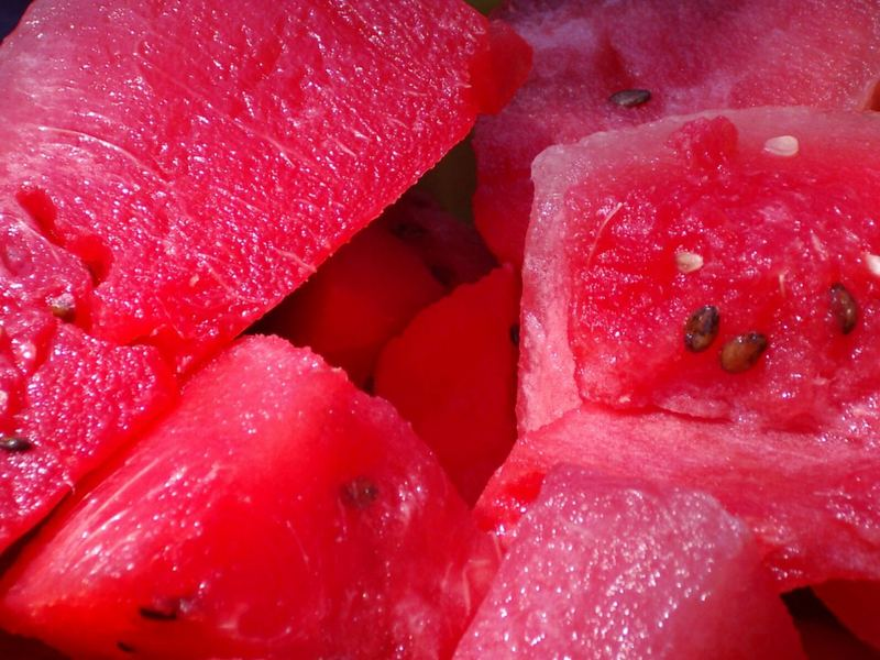 Wassermelone pur
