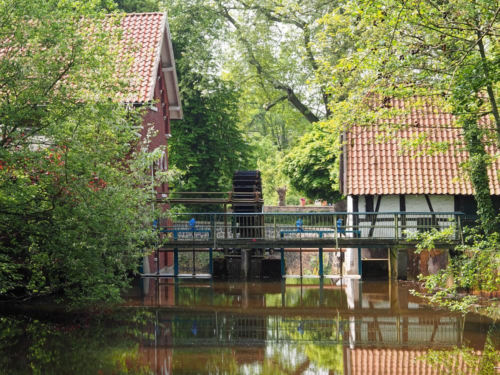 Wassermühle am Rotbach