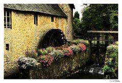 """"""" Wassermühle in Bayeux """""""