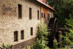 Wassermühle in Gahlen
