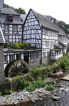 Wassermühle in Monschau