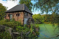 Wassermühlen-Romantik