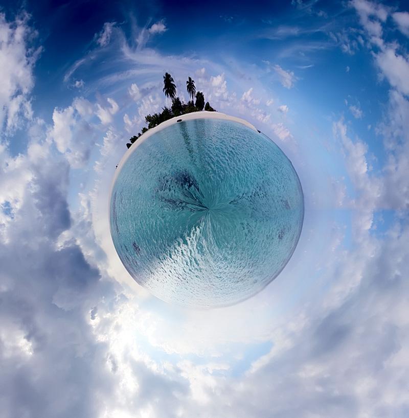 Wasserplanet