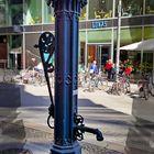 Wasserpumpe in Leipzig`s  City
