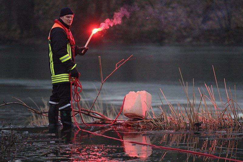 Wasserrettungsteam der Feuerwehr Limburg/L