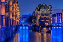 Wasserschloss - Blue Port 2015