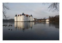 Wasserschloss/ Glücksburg an der Ostsee
