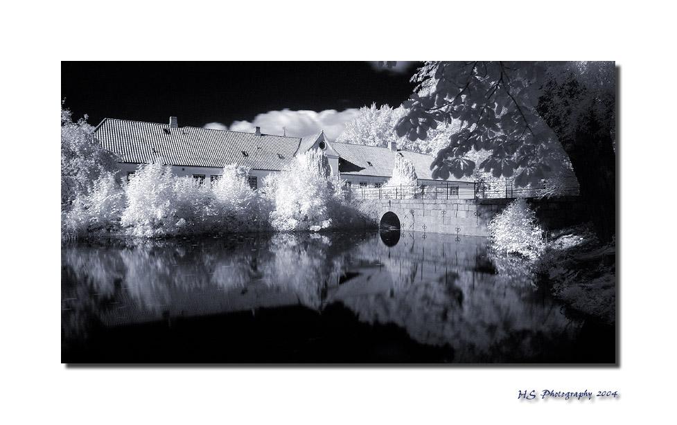 - Wasserschloss Glücksburg II -