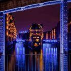 Wasserschloss Hamburg Blue Port
