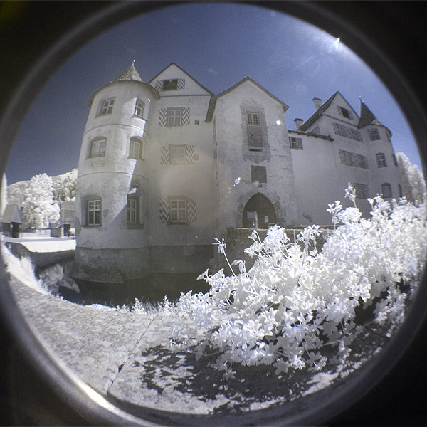 Wasserschloss in Glatt