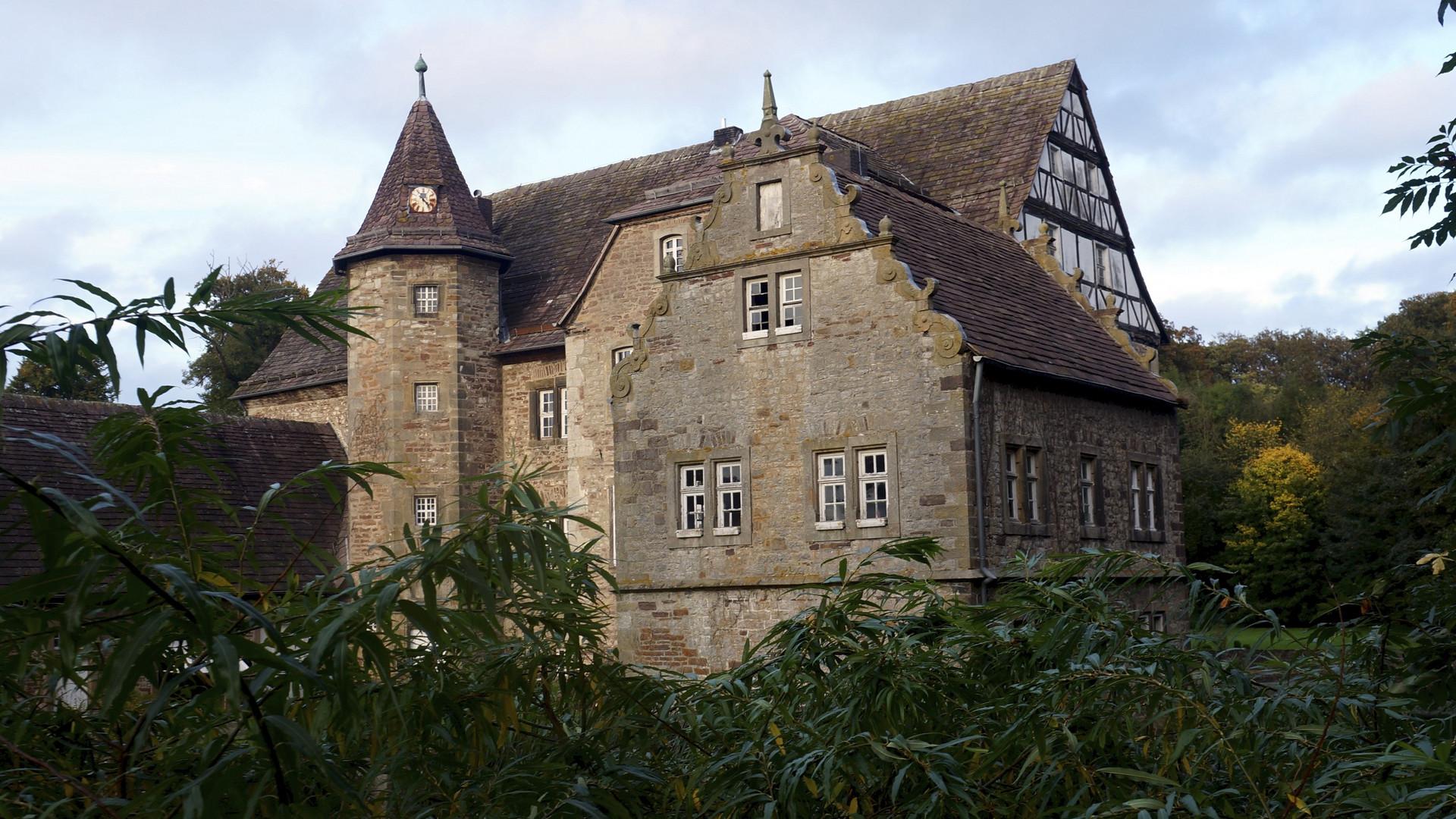 Wasserschloss in Schweckhausen 2