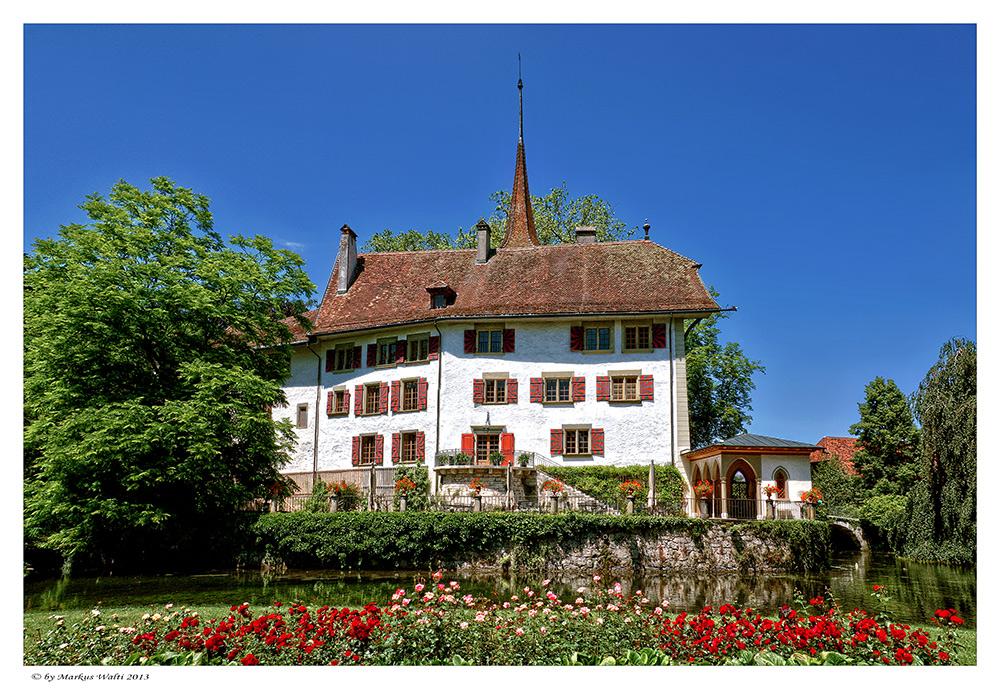 Wasserschloss Landshut BE