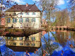Wasserschloss Lüttinghof in Gelsenkirchen