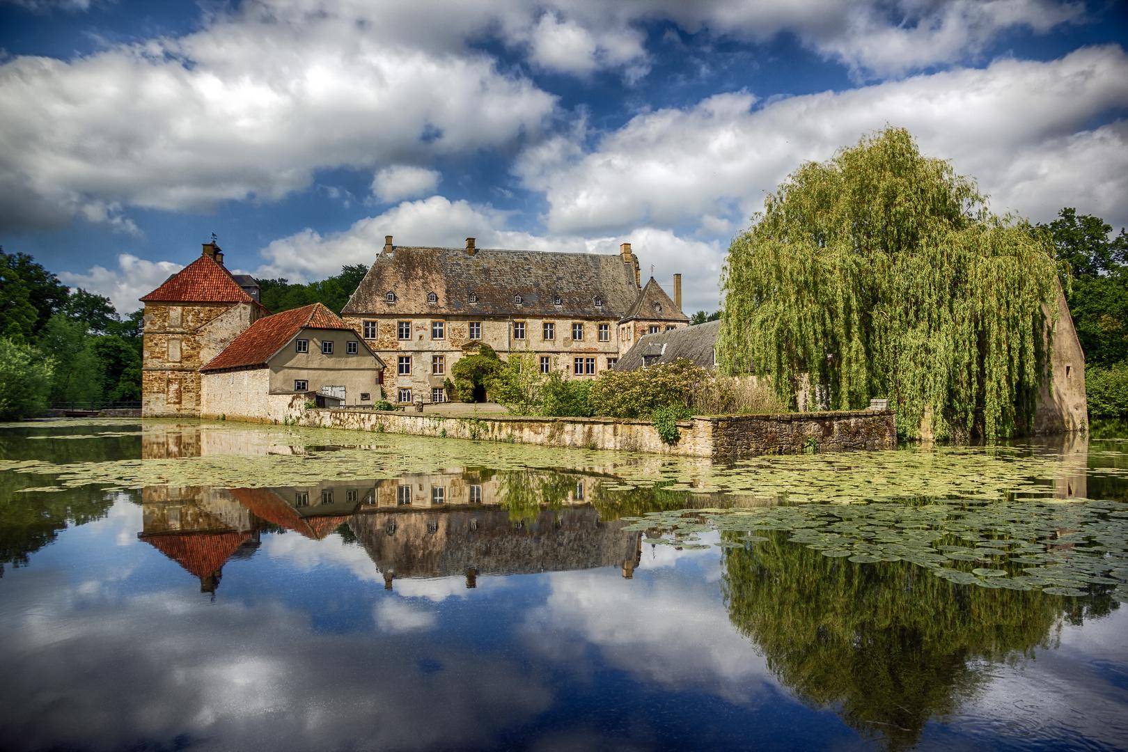 Wasserschloss Tatenhausen - HDR -