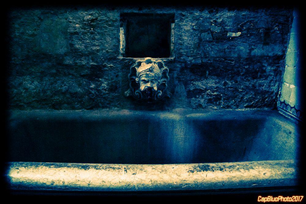 Wasserspeier im Mosteiro da Alcobaca