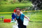 Wasserspiele bei der Jugendfeuerwehr