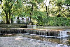 Wasserspiele im Stadtgarten Karlsruhe01