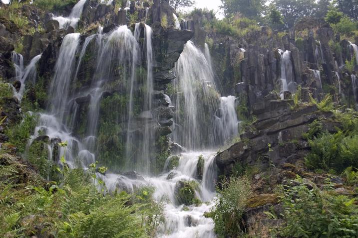 Wasserfall Hessen