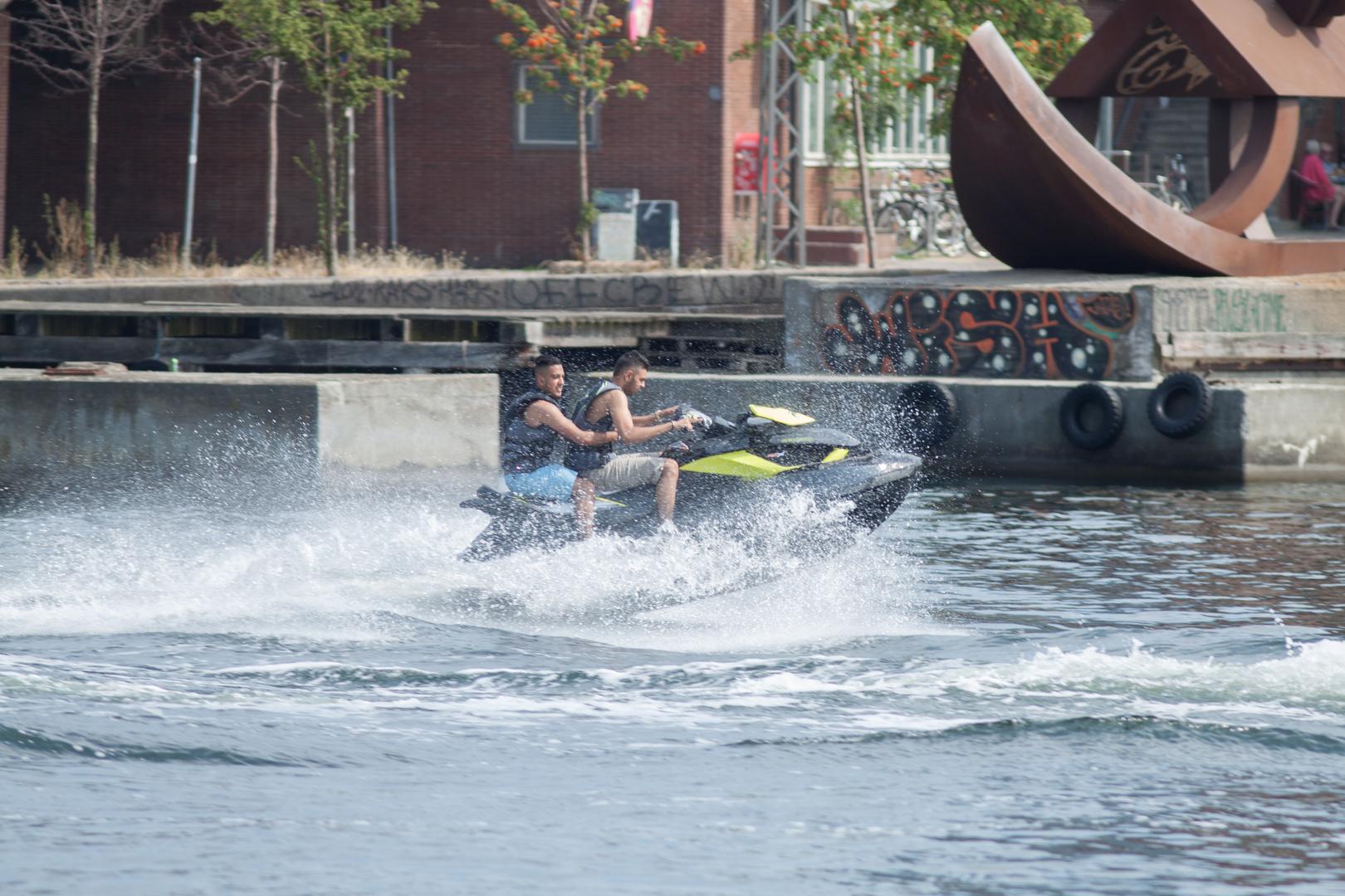 Wassersport in Copenhagen