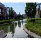 Wasserstadt Nordhorn - das neue Image der Stadt