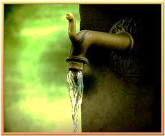 Wasserstelle.....