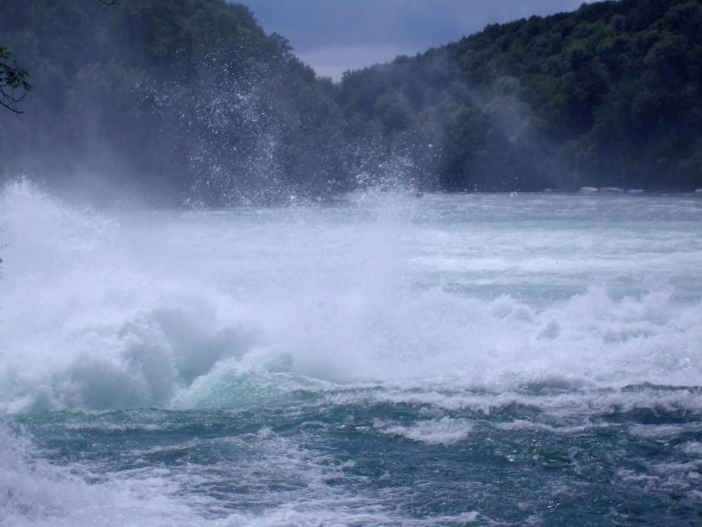 Wassersturm